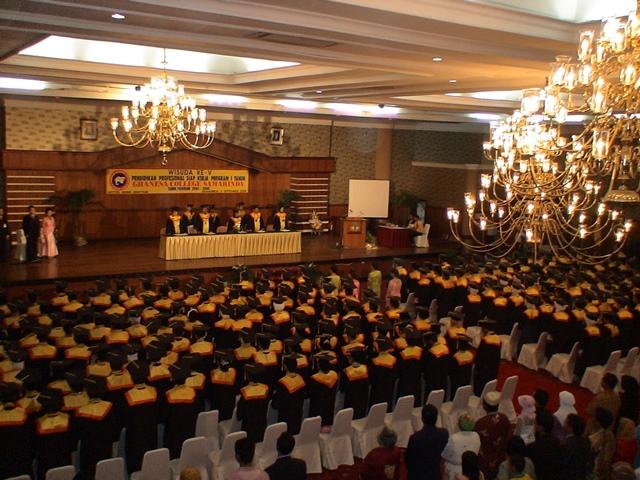 Kampus Terpilih Samarinda