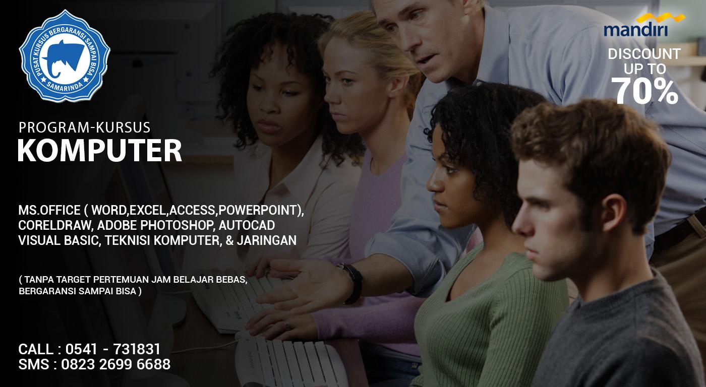 Kuliah Jurusan Programer Di Samarinda