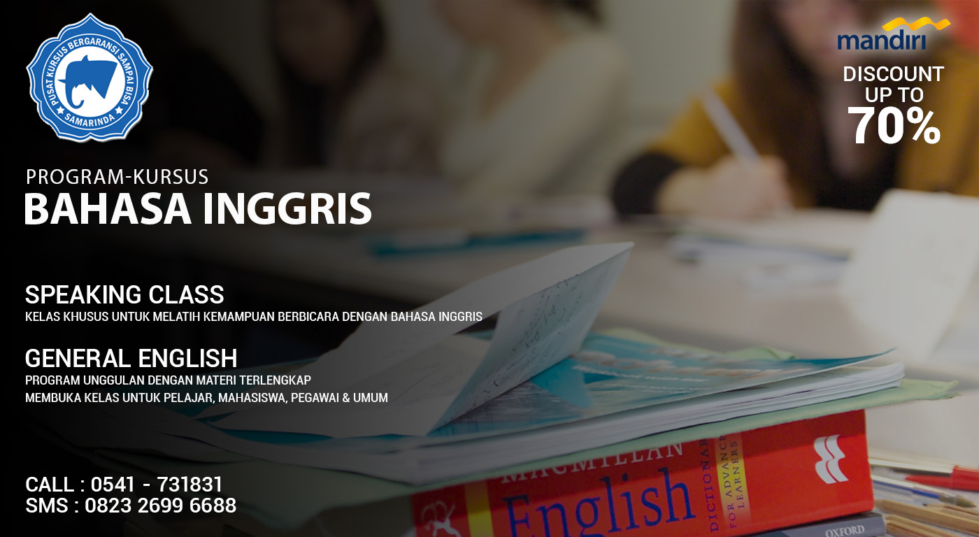 Kampus Jurusan Bahasa Inggris Di Samarinda