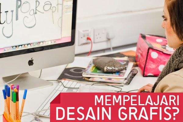Mau Belajar Desain Grafis